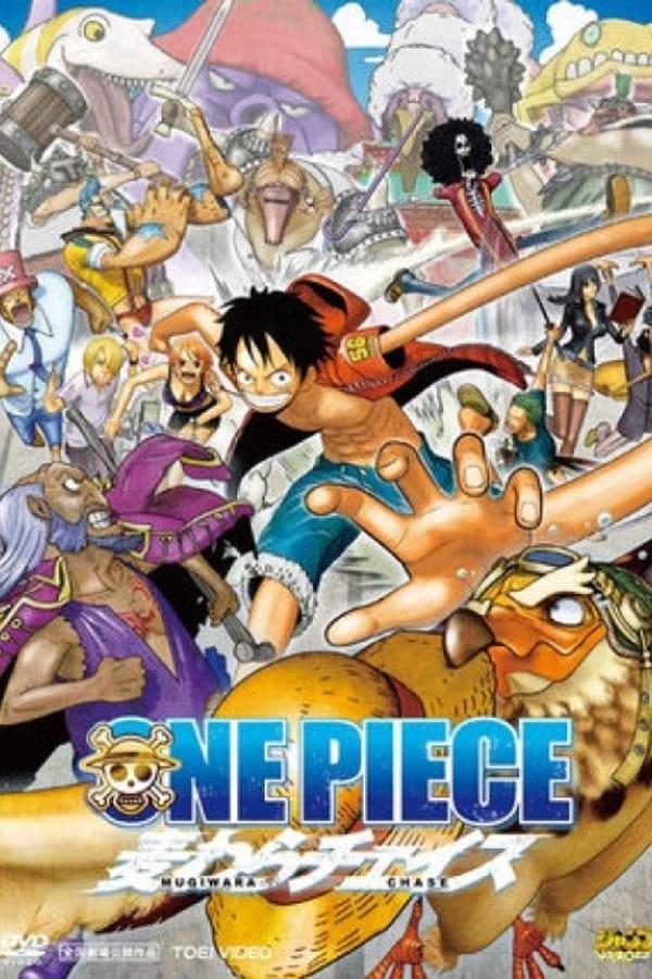 Assistir One Piece Filme 11: A Perseguição ao Chapéu de Palha Online