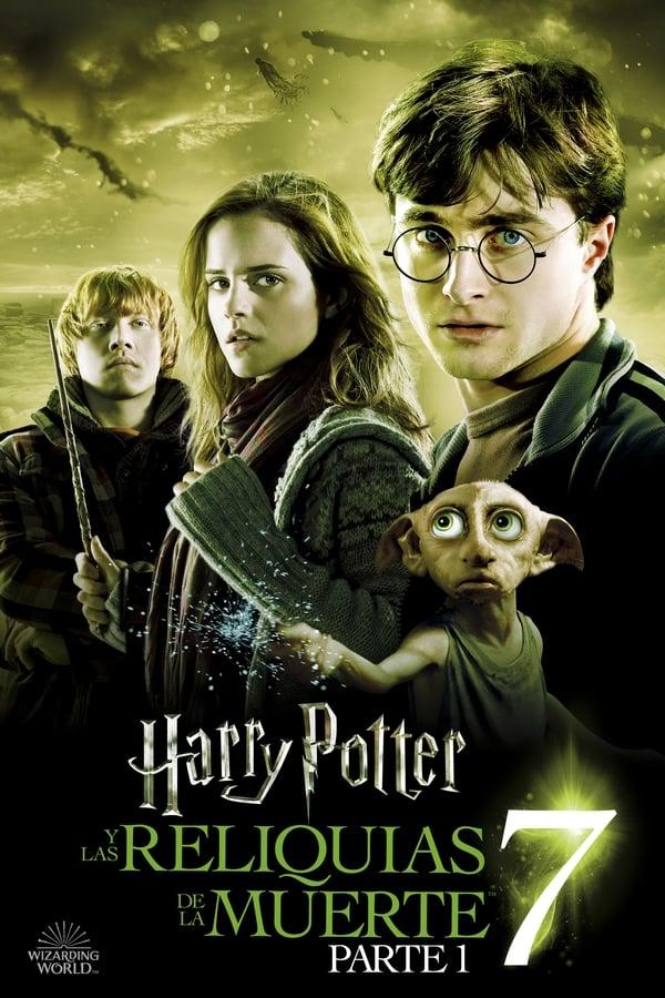 Harry Potter y las reliquias de la muerte – Parte I (2010) 4K HDR Latino