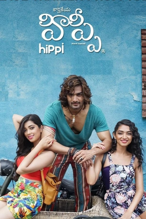 Hippi (2019) Telugu 1080p | 720p | Proper TRUE WEB-DL | 1.6GB, 1.4GB | Download | Watch Online | Direct Links | GDrive