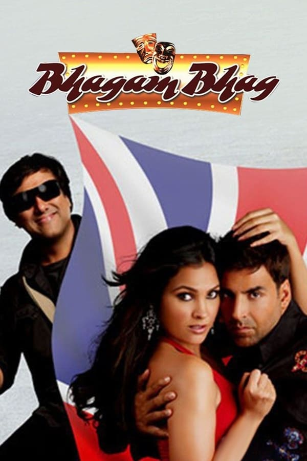 Bhagam Bhag (2006) [Hindi DD5.1+ESub] | x264 10Bit BluRay | 1080p | 720p | 480p | Download | Watch Online | GDrive | Direct Links