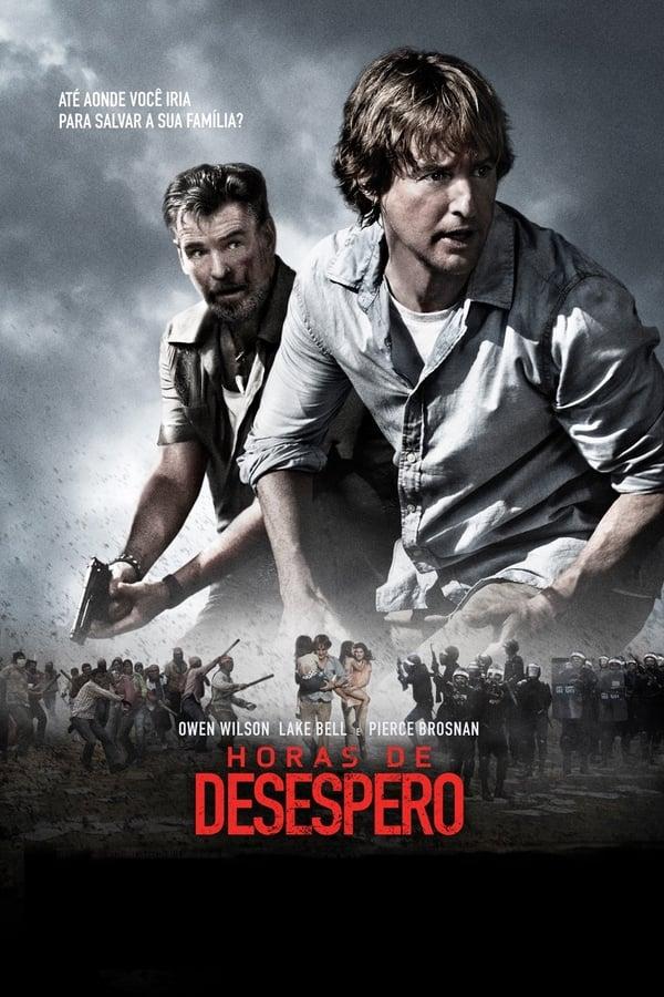 Horas de Desespero poster, capa, cartaz