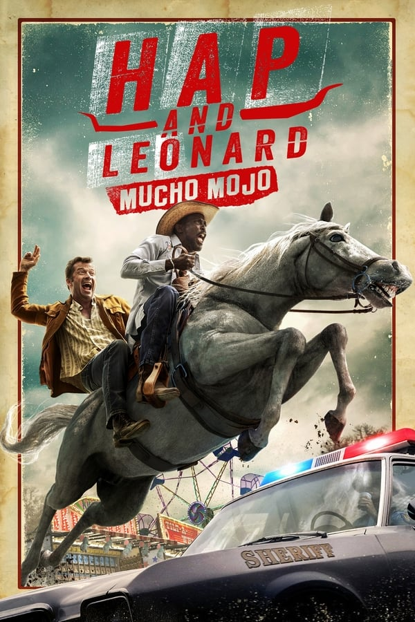 Assistir Hap and Leonard