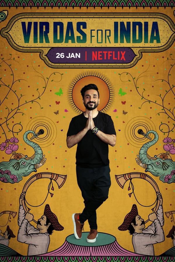 Vir Das: For India Season 1 (Hindi)