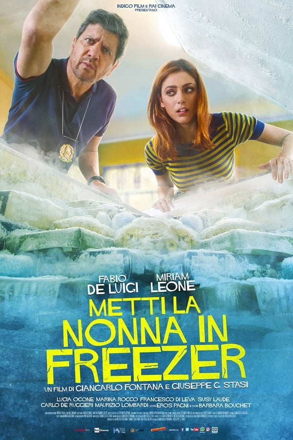 Put Nonna in the Freezer (Esconde a la abuela en la nevera)