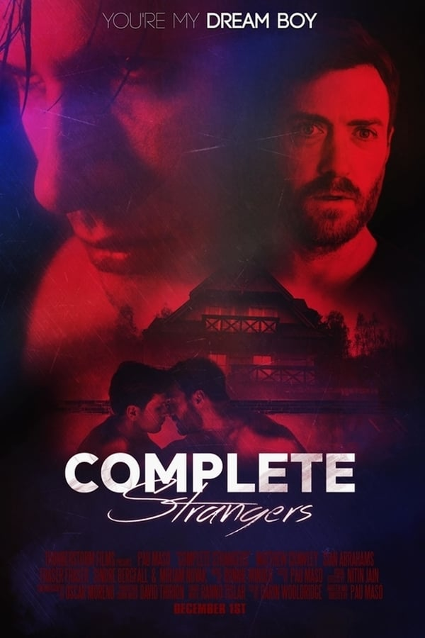 Complete Strangers (2020) 720p WEBRip Dual Audio [Unofficial Dubbed] Hindi-English x264 AAC