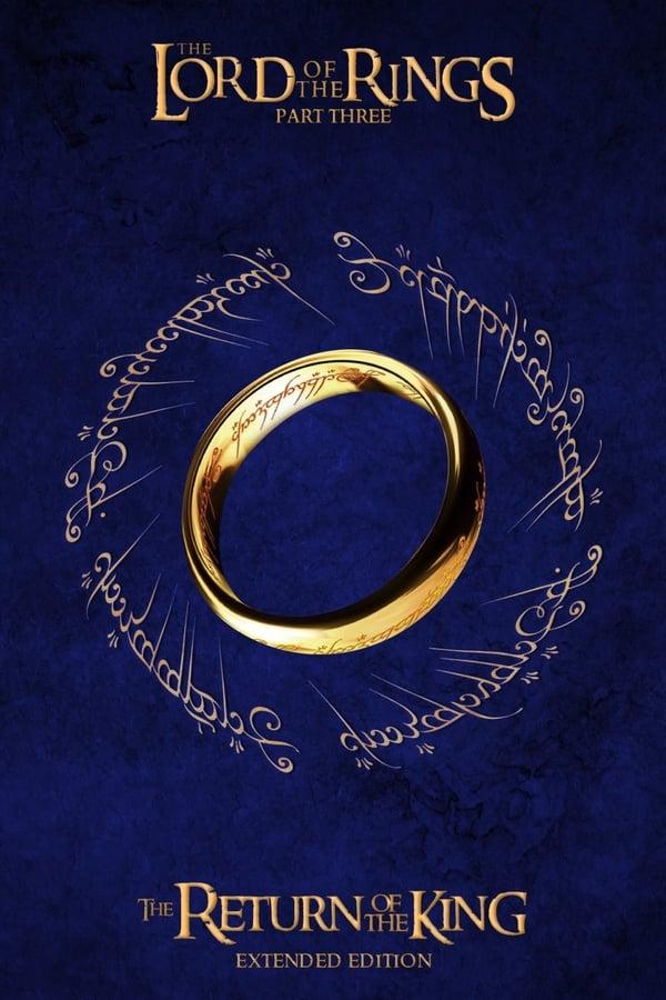 El señor de los anillos El retorno del Rey (2003) EXTENDED Full HD 1080p Latino – CMHDD