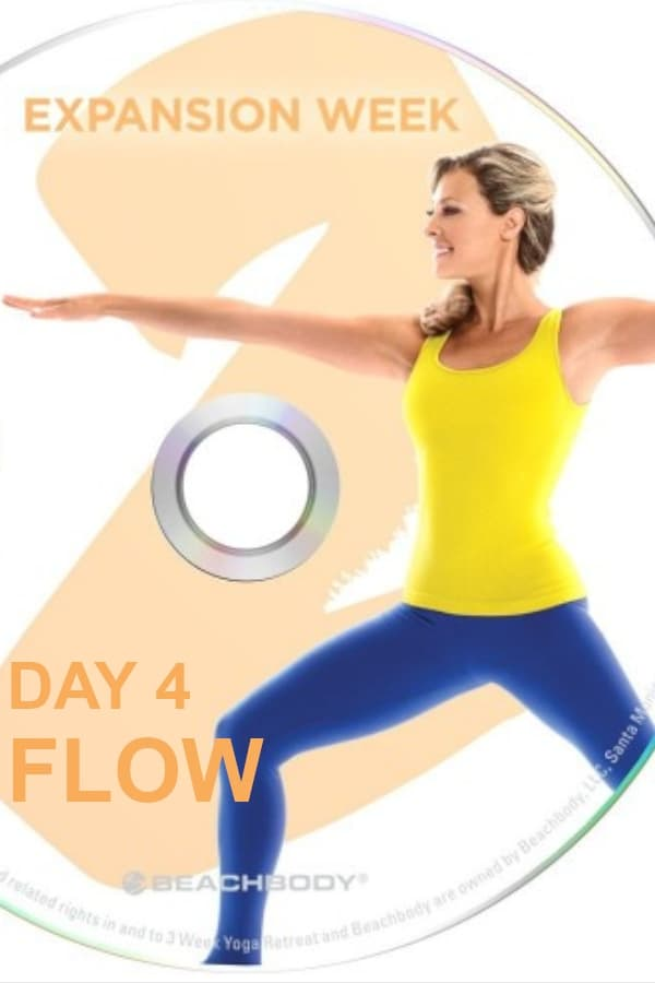 3 Weeks Yoga Retreat - Week 2 Expansion - Day 4 Flow
