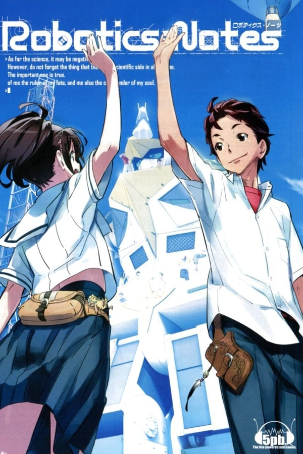Assistir Robotics;Notes Online