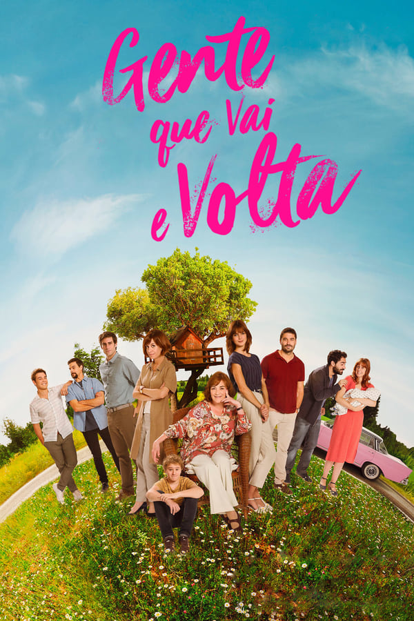 Baixar Gente que Vai e Volta (2019) Torrent Dual Áudio via Torrent