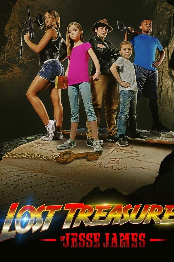 Lost Treasure of Jesse James (2021)