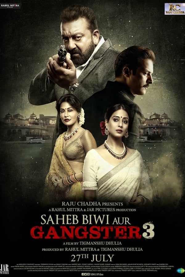 Saheb Biwi Aur Gangster 3 (2018) Hindi Watch HD Full Movie Online Download Free
