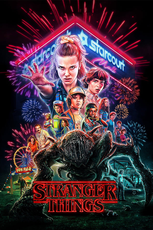 Stranger Things Saison 2 Episode 1
