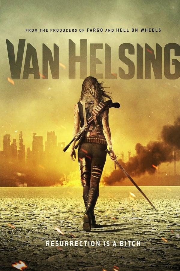 Vanesa Helsing (1 sezonas)