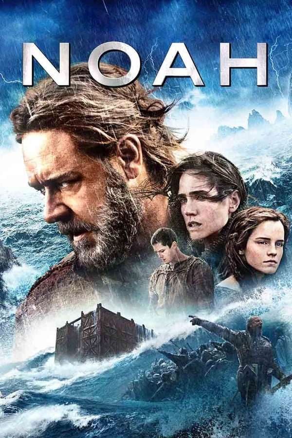 Noah (2014) Blu-Ray 480p 720p 1080p Dual Audio [Hindi & English] x264