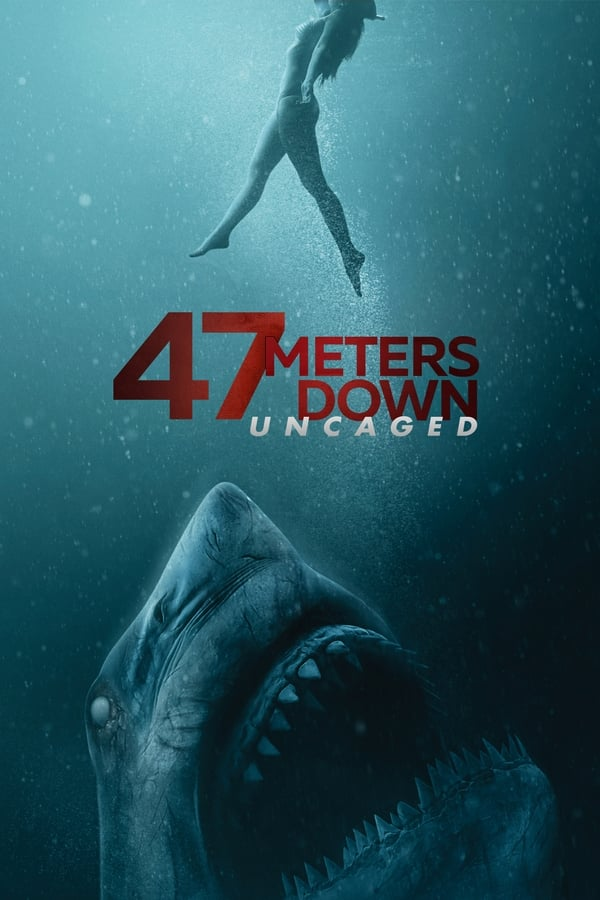 47 Meters Down: Uncaged (2019) English 1080p | 720p | WEBRip | 1.4GB, 750MB | Download | Watch Online | Direct Links | GDrive