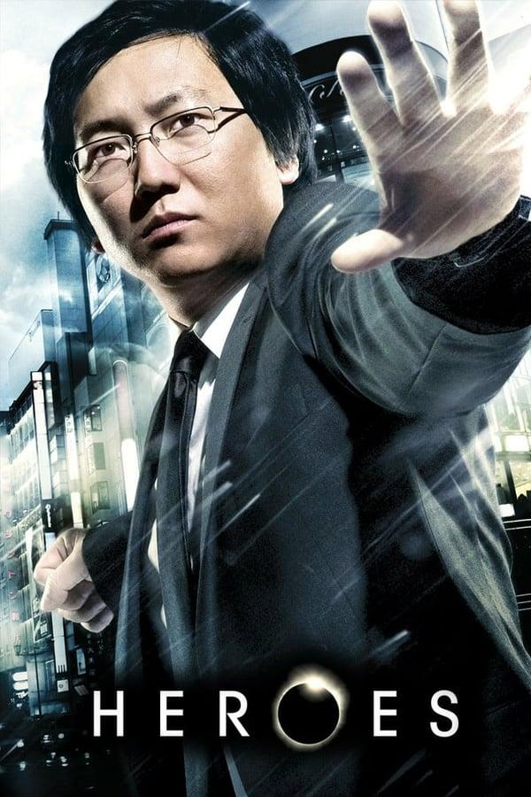 HEROES (2007) Segunda Temporada REMUX 1080p Latino – CMHDD