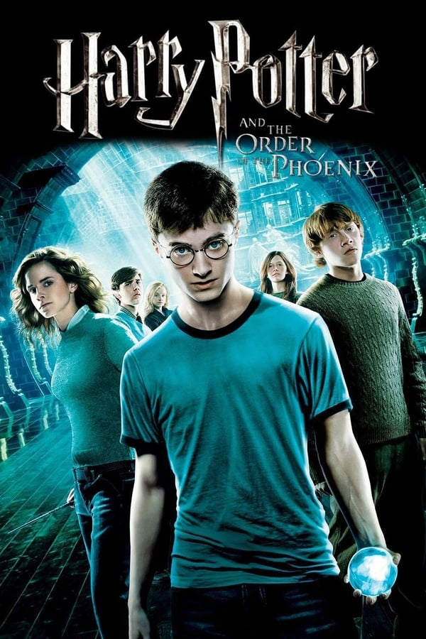 |ES| Harry Potter and the Order of the Phoenix (AUDIO)