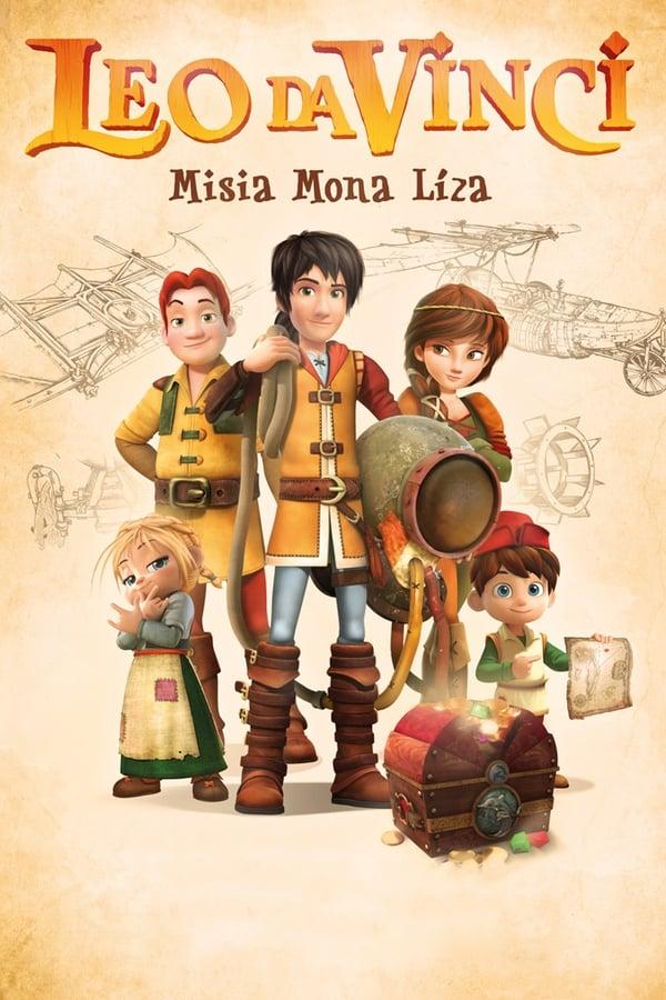 Leo Da Vinci: Mise Mona Lisa (2018)