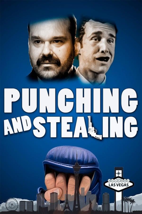 Punching and Stealing | 2020 | English | 1080p | 720p | WEB-Rip