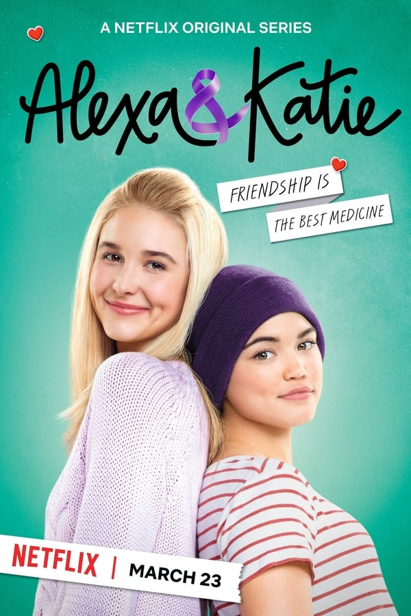 Alexa & Katie S03 Complete | [Hindi + English] Dual Audio | NF WEB-DL | 720p | 480p | Download | GDrive | Direct Links
