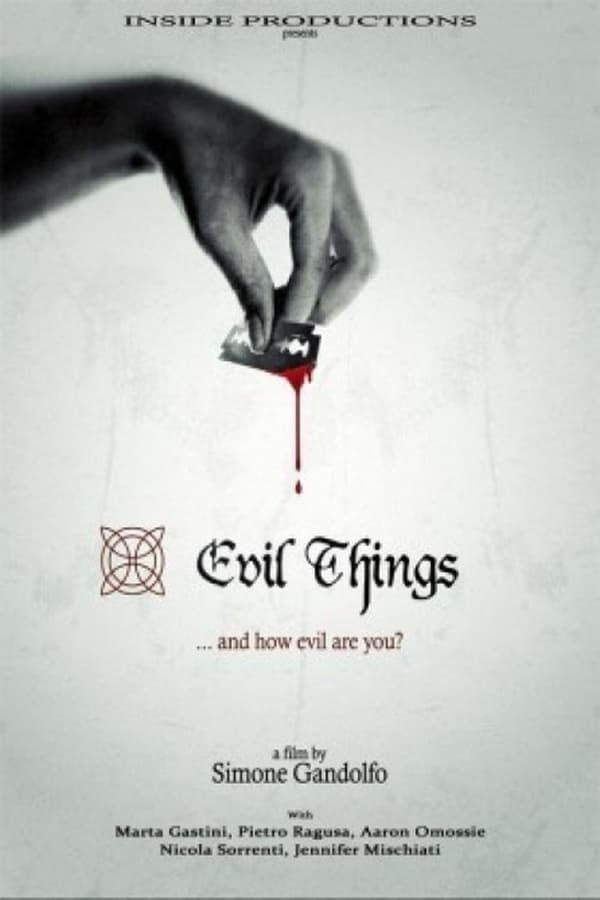 Evil Things Full Movie