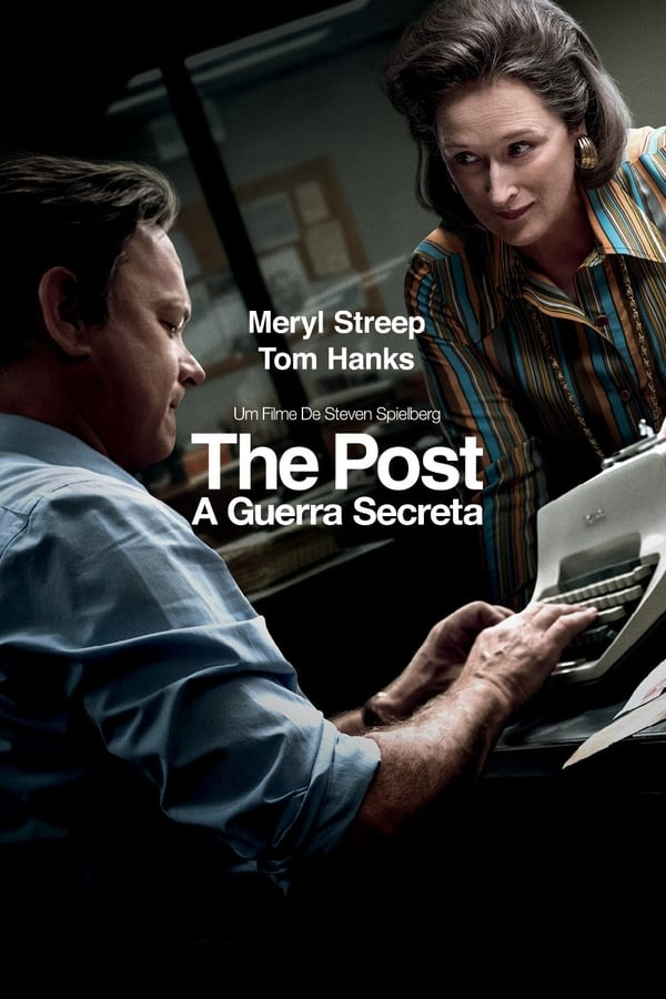 Assistir The Post: A Guerra Secreta Online