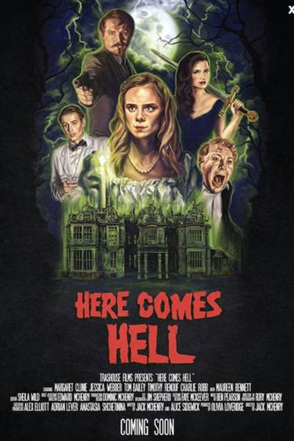 Here Comes Hell (2019) English Full Movie 1080p WEB-DL | 720p | 2.5GB | 730MB | Download | Watch Online | Direct Links | GDrive