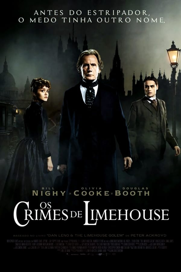 Assistir Os Crimes de Limehouse Online