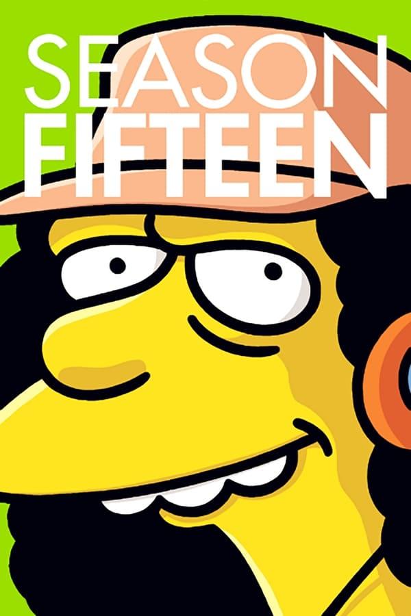 Simpsonai (15 sezonas)