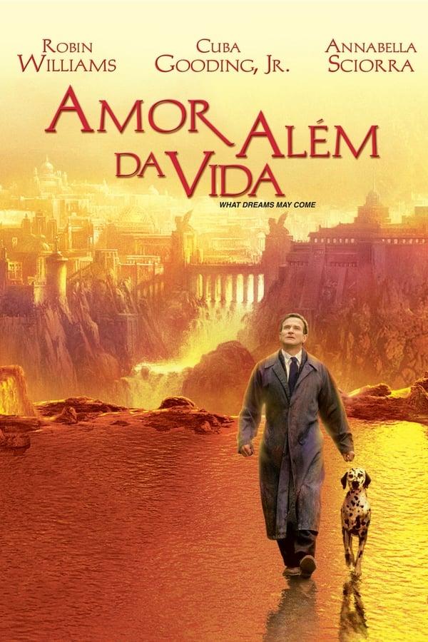 Amor Além da Vida poster, capa, cartaz