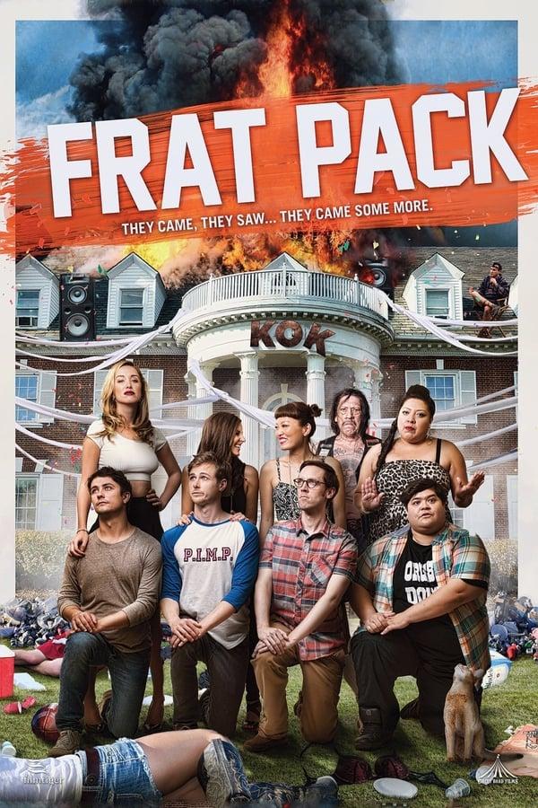 Assistir Frat Pack Online