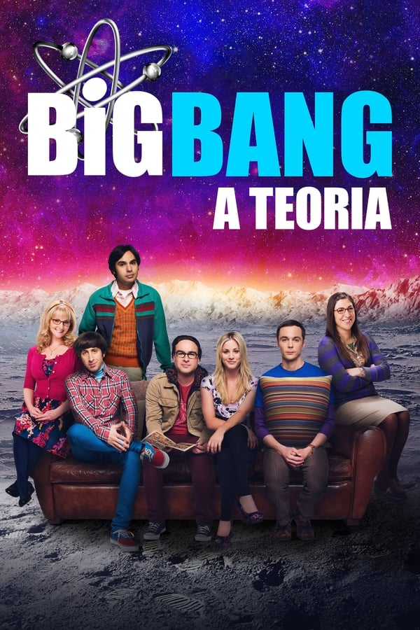 The Big Bang Theory – Big Bang: A Teoria