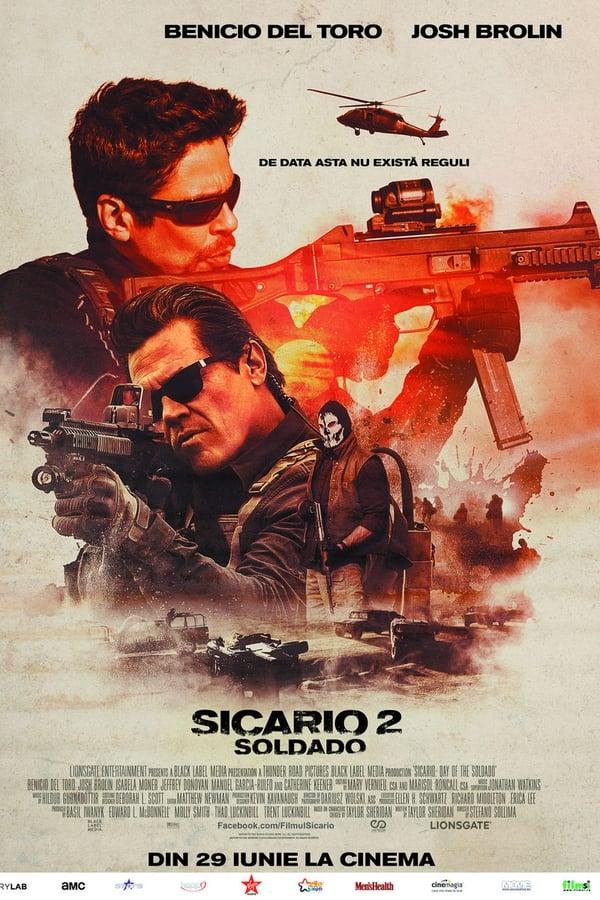 Sicario 2: Soldado - 2018