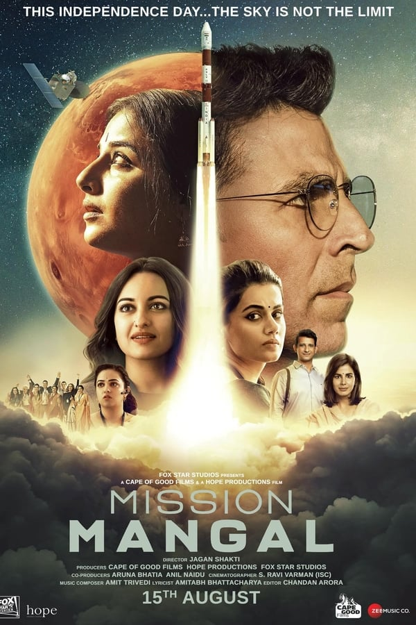 New Hindi Movei 2018 2019 Bolliwood: Mission Mangal (2019) Hindi Full Movie 720p PreDVDRip
