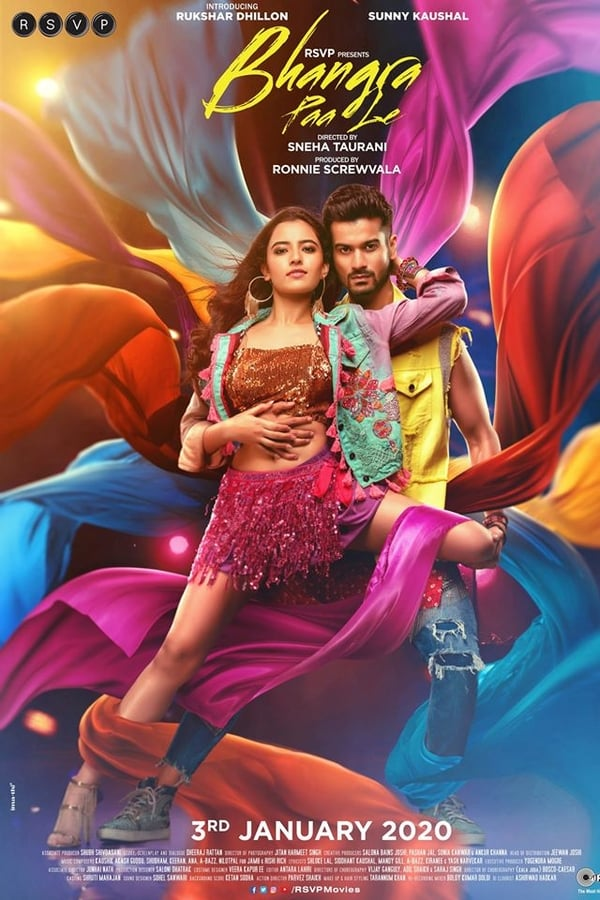 Bhangra Paa Le (2020) Hindi | x264 NF WEB-D/Rip | 1080p | 720p | 480p | Download | Watch Online | GDrive | Direct Links