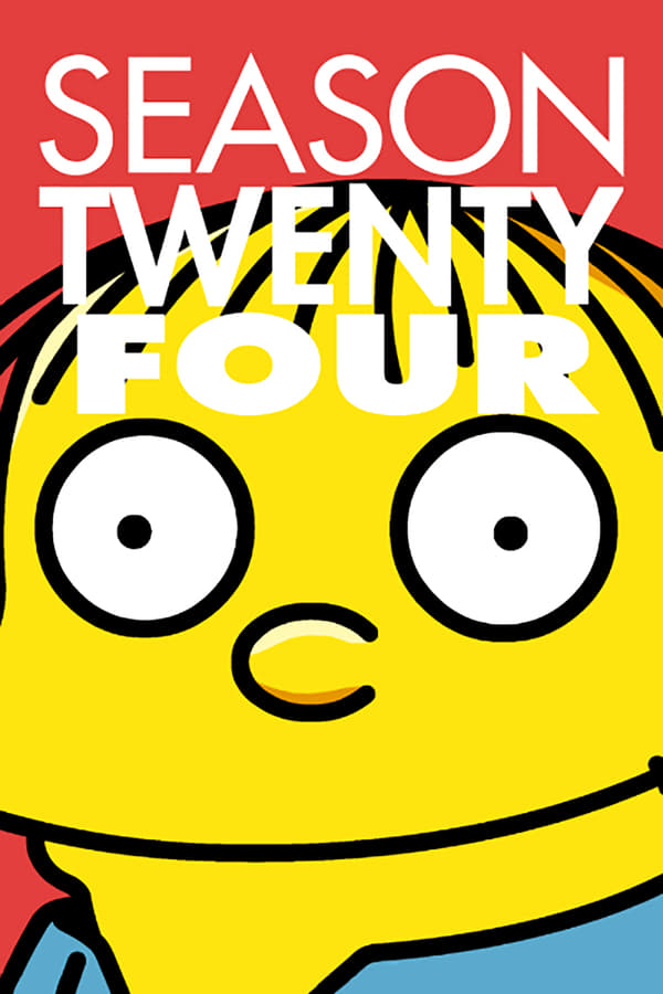 Simpsonai (24 sezonas)