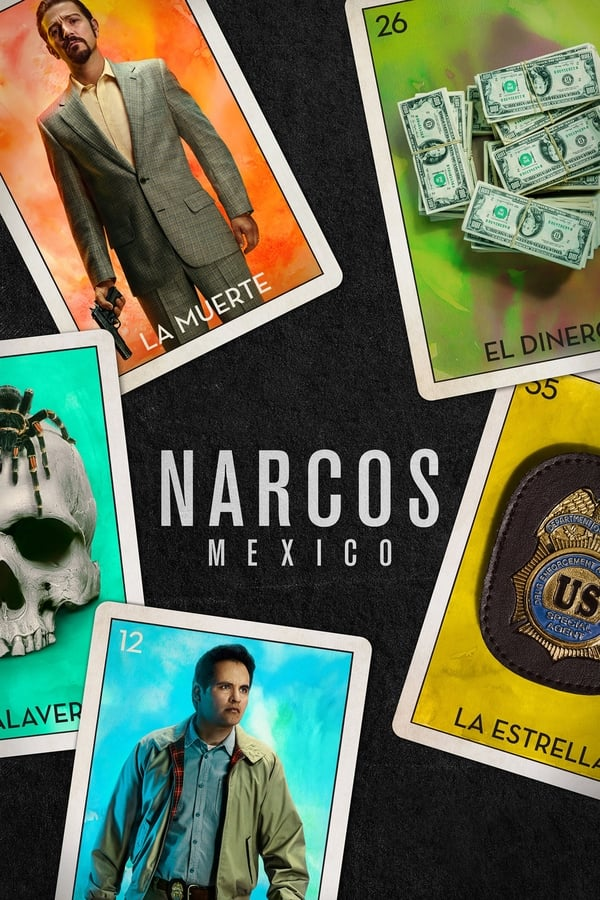 ნარკოსი: მექსიკა სეზონი 2 / Narcos: Mexico Season 2 ქართულად