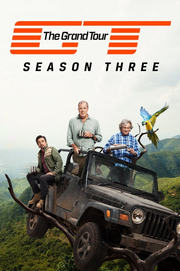 Didysis turas 3 Sezonas / The Grand Tour Season 3 serialas online nemokamai