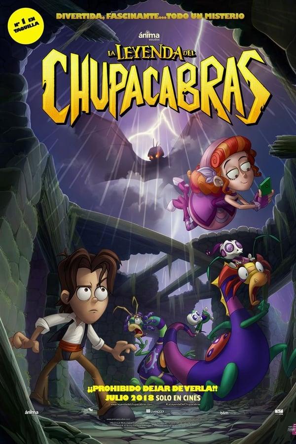 Assistir A Lenda de Chupacabra Online