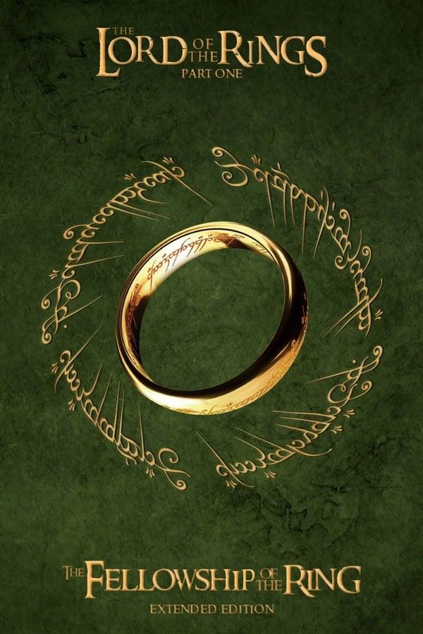 El señor de los anillos La comunidad del anillo (2001) EXTENDED Full HD 1080p Latino – CMHDD