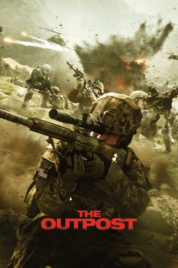 The Outpost (2020) English | x264 WEB-Rip | 1080p | 720p | Download | Watch Online | GDrive | Direct Link