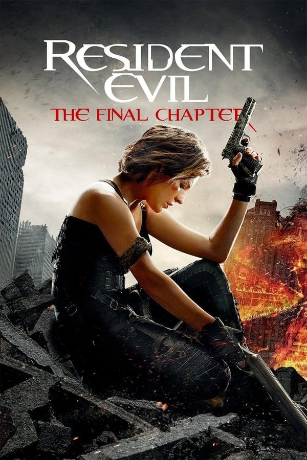 Resident Evil: The Final Chapter | 2016 | Hindi + English | 1080p | 720p | Bluray