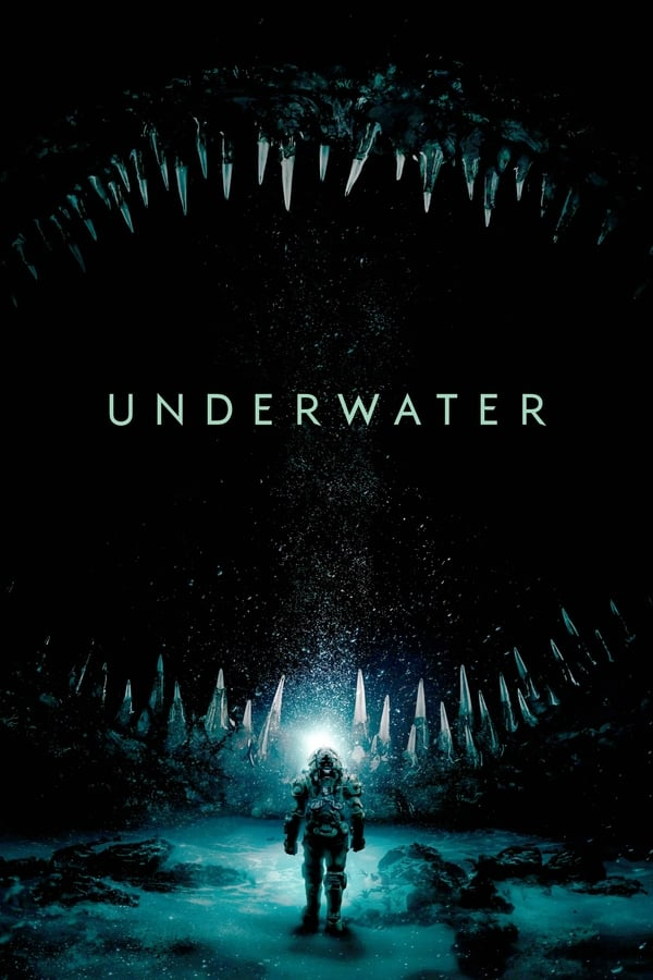 Underwater | 2020 | English | 1080p | 720p | BluRay