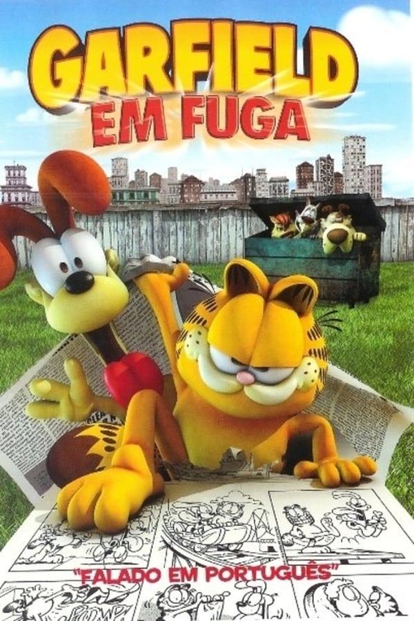 Garfield em Fuga