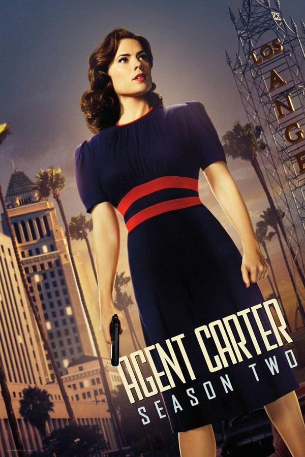 Agentė Karter (2 sezonas)