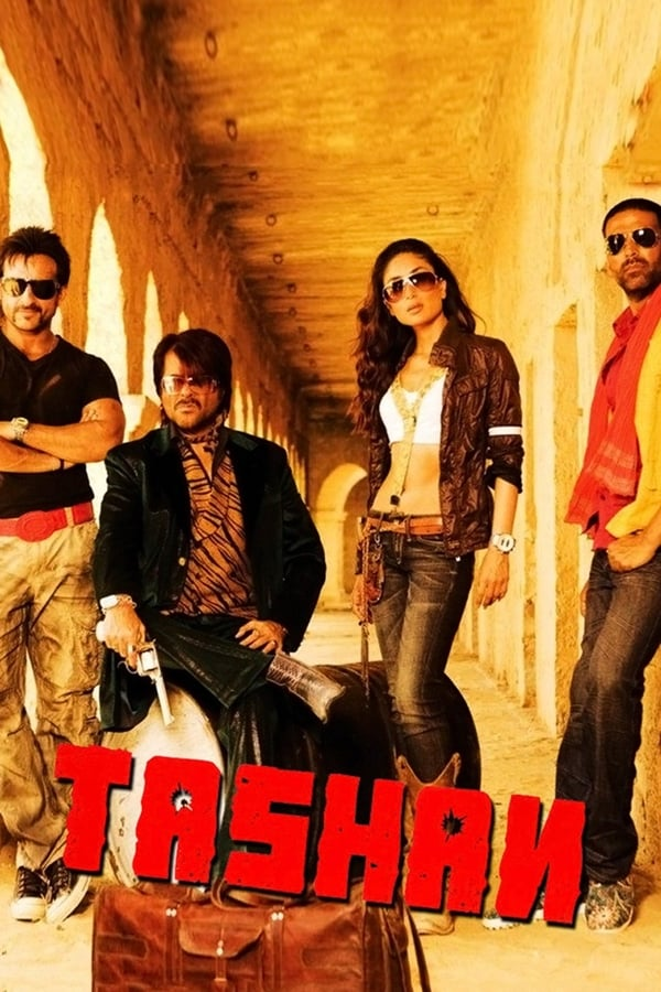 Tashan (2008) Hindi Full Movie 1080p WEB-DL | 720p | 3.50GB | 1GB | Download | Watch Online | Direct Links | GDrive