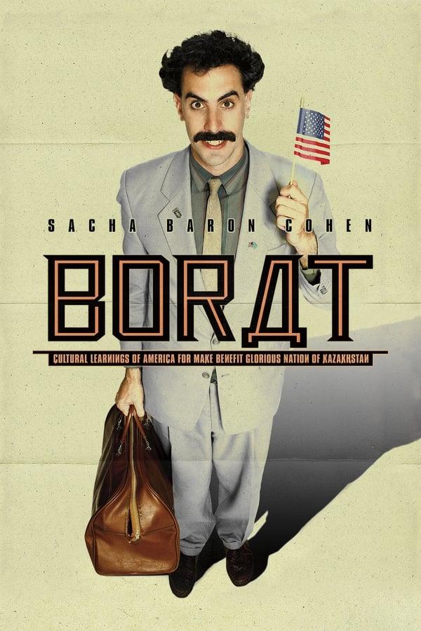 Borat (2006) Full HD 1080p Latino – CMHDD