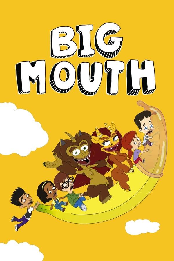 Big Mouth (2018) Segunda Temporada WEB-DL [NF] 1080p Latino – CMHDD