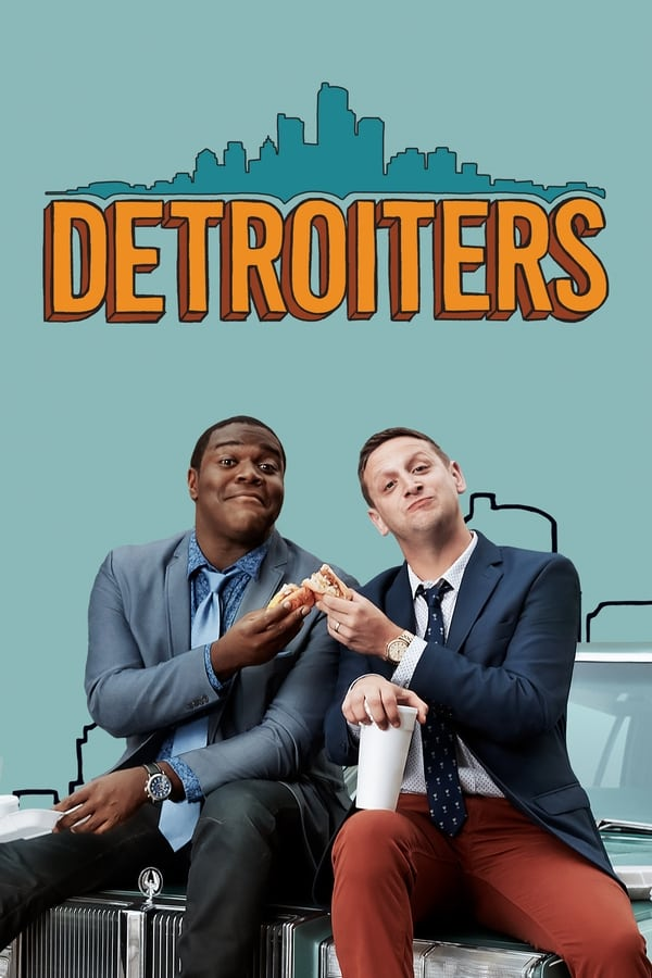 Detroiters - Season 2
