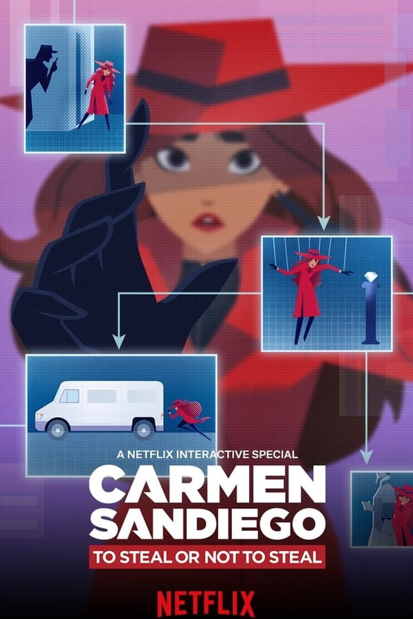 |NL| Carmen Sandiego: To Steal or Not to Steal (AUDIO)